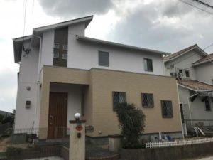 外壁塗装 屋根塗装 専門店スターペイント  福岡 施工後写真