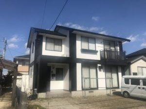 スターペイント 福岡 外壁塗装屋根塗装 竣工写真