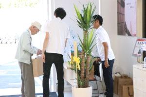 胃壁塗装屋根塗装専門店 スターペイント和白ショールーム オープンイベント 福岡 東区和白