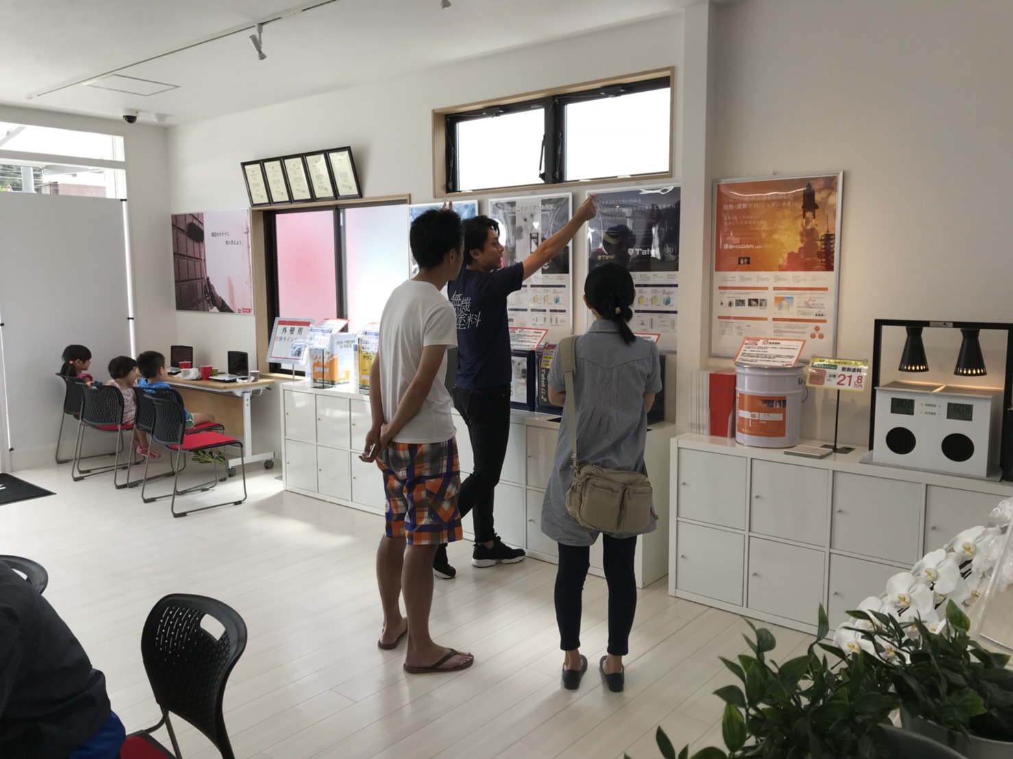 外壁塗装専門店 和白ショールーム スターペイント 福岡