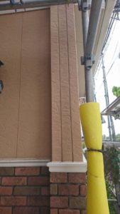 外壁塗装 シーリング施工前 塗装専門店 スターペイント 和白ショールーム店 福岡