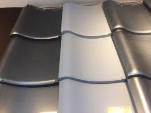 外壁塗装 屋根塗装 スターペイント 塗装ショールーム 福岡市 屋根模型