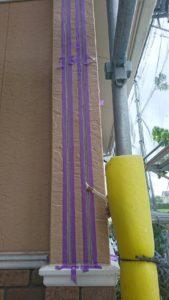 外壁塗装 シーリング材充填 外壁塗装専門店 スターペイント 和白ショ―ルーム店