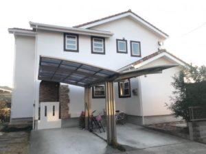 福津市 外壁塗装 屋根塗装 塗装専門店 スターペイント 施行後写真