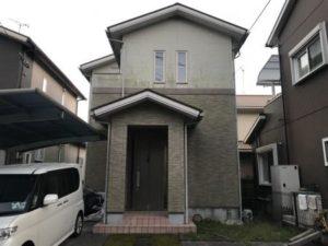 福岡県 福津市 外壁塗装 屋根塗装 防水工事専門店 スターペイント 施工前写真