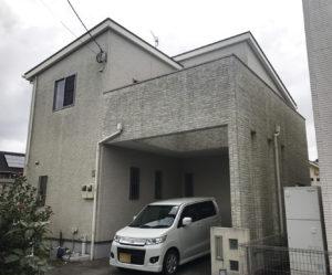 福岡県 福岡市 外壁塗装 屋根塗装 防水工事専門店 スターペイント 施工前写真