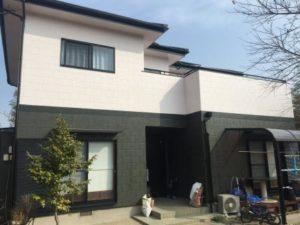 福岡県 福津市 外壁塗装 屋根塗装 防水工事専門店 スターペイント 施工後写真