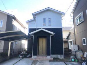 福岡県 福津市 外壁塗装工事 屋根塗装工事 防水工事専門店 スターペイント 施工後写真