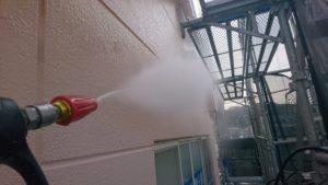福岡県 福岡市 東区 外壁塗装 屋根塗装 塗装専門店 スターペイント 外壁高圧洗浄