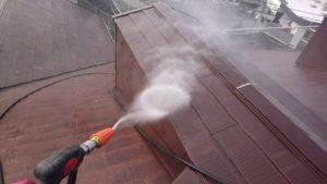 福岡県 福岡市 東区 外壁塗装 屋根塗装 塗装専門店 スターペイント 屋根高圧洗浄