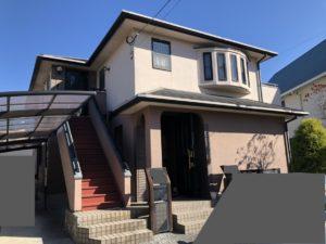 福岡県 福岡市 外壁塗装 屋根塗装 塗装専門店 スターペイント 施工事例