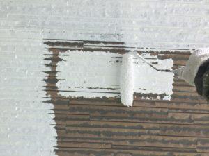 福岡 外壁塗装 専門店 スターペイント 福岡県 福岡市 サイディング 下塗り プライマー 築10年
